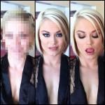 劇的 !? ポルノスターのビフォー&アフター/ Porn Star's Make up  Before & After