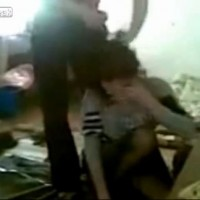 カメラの前で髪を切られ、裸にされ、殴る蹴るの暴行を受けるチェチェンの女性/Woman gets Humiliated, Beaten and Stripped by Insane People in Chechen